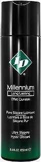 ID Millennium 8.5 FL. OZ. Silicone-Based Personal Lubricant