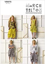Vogue Patterns V8975ZZ0 Misses' Dress and Jacket Sewing Template, Size ZZ (LRG-XLG-XXL)