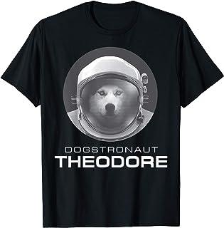 Netflix Space Force Dogstronaut Theodore T-Shirt