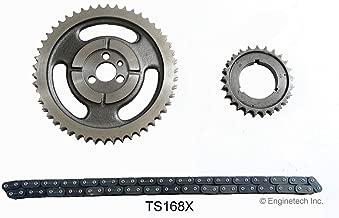 Enginetech TS168X Timing Set GM 366 427 454 DBL ROLLER 3 KEYWAY