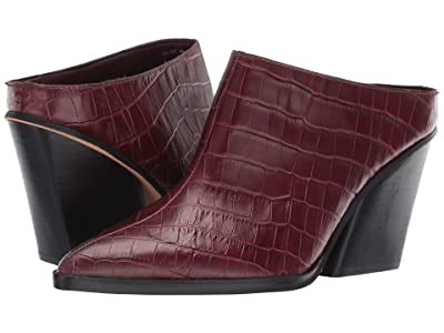 Dolce Vita Ira (Burgundy Croco Print Leather) Women