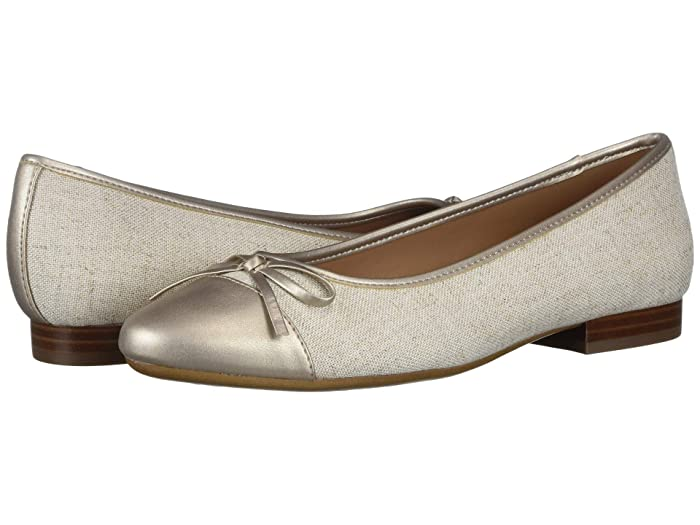 Aerosoles  Outrun (Linen Fabric) Womens  Shoes