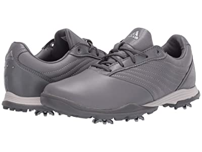 adidas Golf Adipure DC2 (Grey Three/Glory Pink/Grey Four) Women