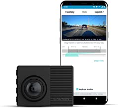 Garmin Dash Cam 66W, Extra-Wide 180-Degree Field of View...