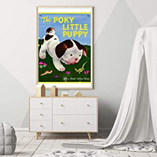 The Poky Little Puppy Children's Book POSTER! (24