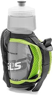 SLS3 Running Water Bottles Handheld - Hand Held Bottle for Runners - 24oz Hydroquick II - Running Water Bottle Handheld - Zippered Pocket