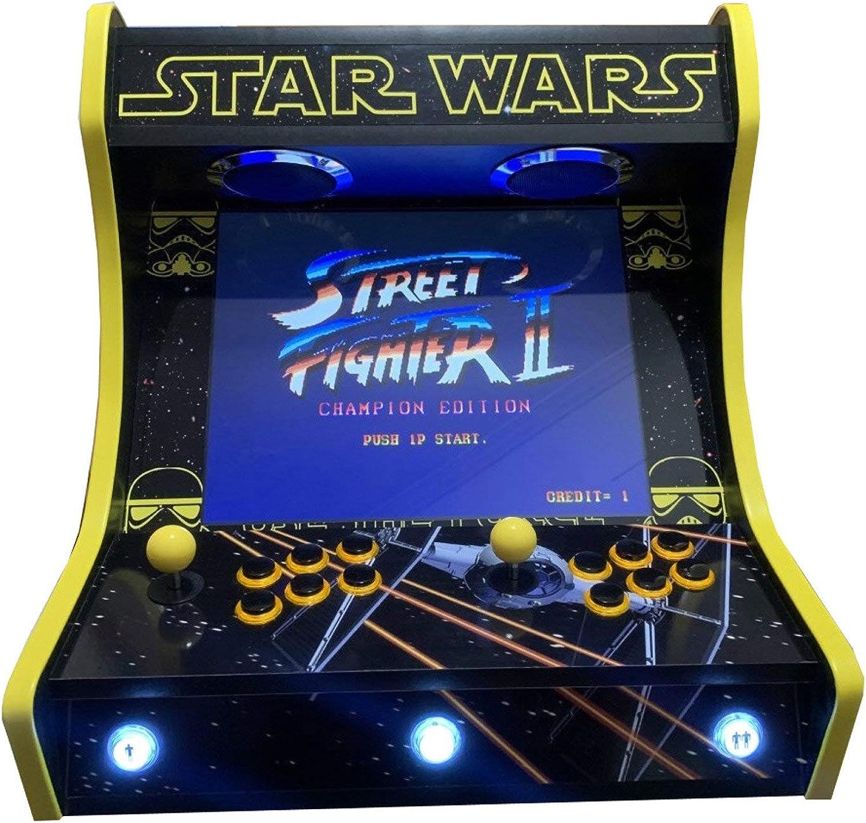 tienda de venta en línea RoboticaEnCasa Maquina Arcade BARTOP Estrella Wars VIDEOCONSOLA Retro- Retro- Retro- Tamaño Real  punto de venta en línea