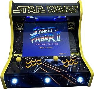 roboticaEnCasa Maquina Arcade BARTOP Star Wars VIDEOCONSOLA Retro- Tamaño Real