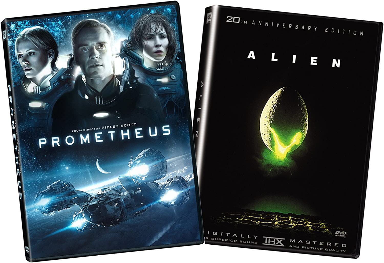 Prometheus   Alien (Two-Pack)