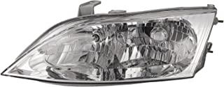 HEADLIGHTSDEPOT Compatible with Lexus ES300 Without Hid Headlight OE Style Replacement Headlamp Driver Side New