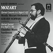Best clarinet quintet in a major Reviews