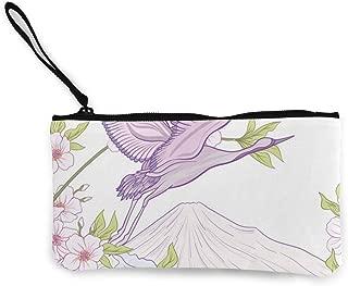 FLAMINGO Girls Childrens Zip Coin Purse 2 designs party bag filler Cute NEW