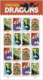 Best usps dragon stamps Reviews