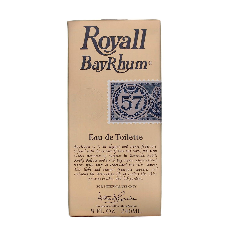 Sale item ROYALL FRAGRANCES Bayrhum 57 Eau De Toilette - Oz 240 Ml Spla Purchase 8