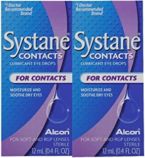 Best systane ultra while wearing contacts Reviews