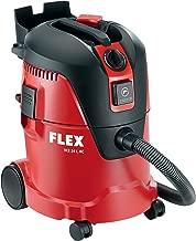 Flex Power Tools VCE26L 1250 W 240 V MC *真空吸尘器 - 红色 红色 N/A VCE26LL