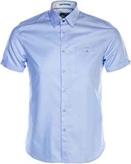 Yesso Short Sleeve Oxford Shirt