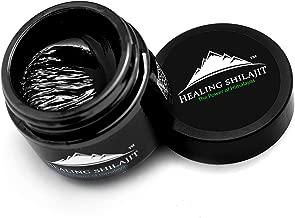 Fresh Authentic & Purest Himalayan Healing Shilajit - 30 Grams - Shipped Directly From Skardu