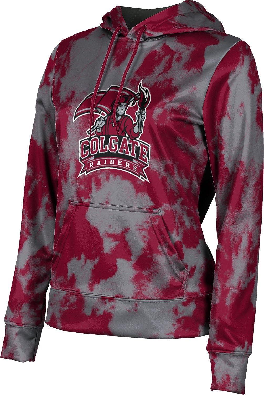 ProSphere Colgate University Girls' Pullover Hoodie, School Spirit Sweatshirt (Grunge)