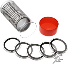 silver round holders
