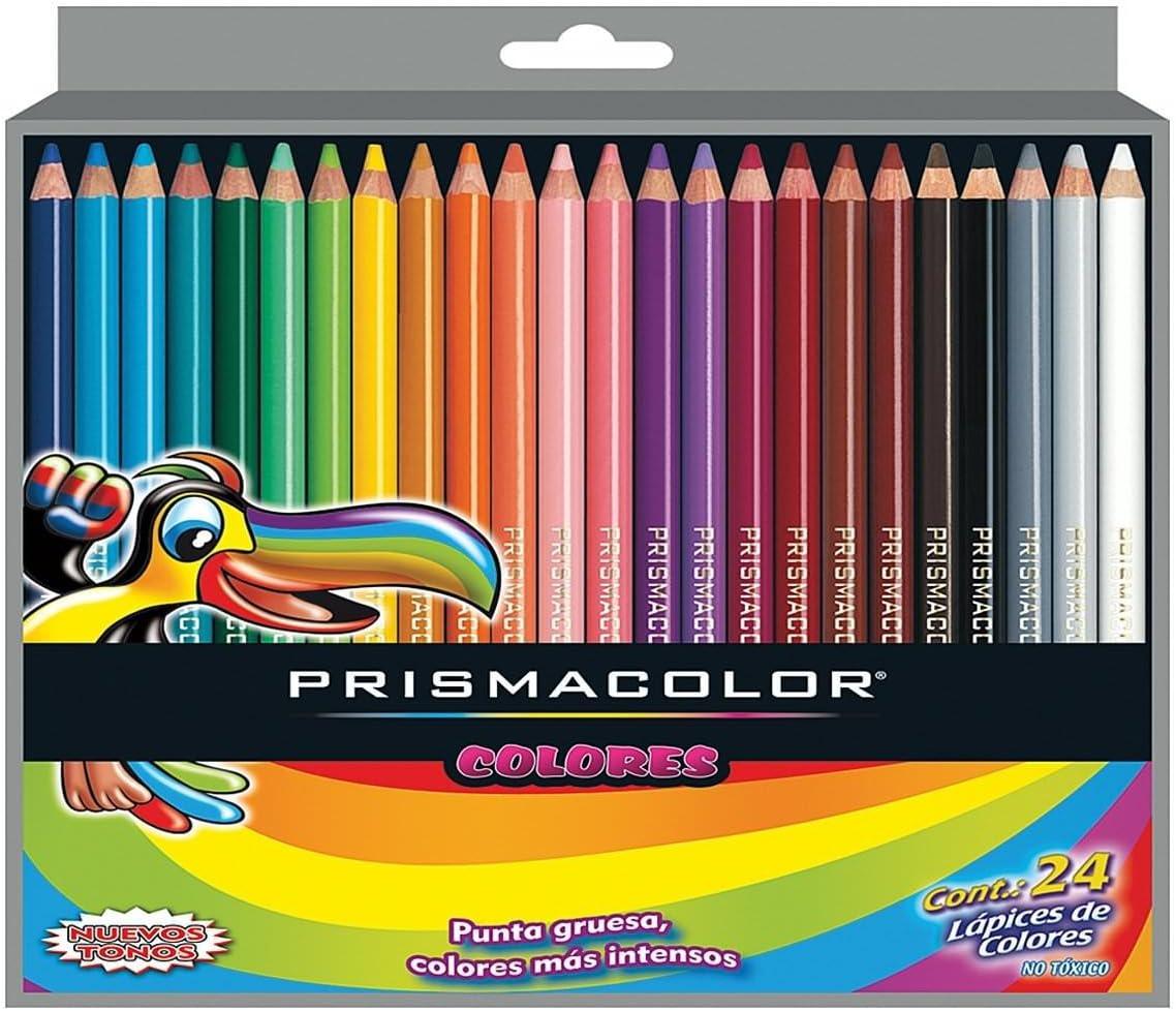 Prismacolor SA24206 Charcoal Pencil Black