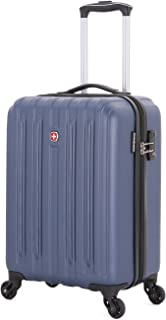 e1a70cd36a9 Swiss Gear Polycarbonate 19 inches Blue Hardsided Cabin Luggage  (SW30000343154)