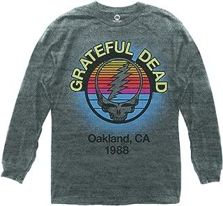 Grateful Dead Oakland, CA 1988 Adult Long Sleeve