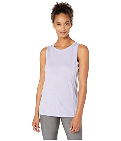 Smartwool Merino Sport 150 Tank (Cascade Purple Heather) Women