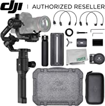 DJI Ronin-S Handheld 3-Axis Gimbal Stabilizer with All-in-one Control for DSLR and Mirrorless Cameras Starters Bundle - CP.ZM.00000103.02
