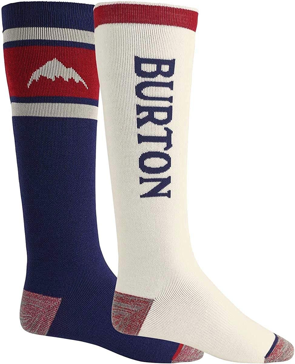 Burton Weekend Sock - 2-Pack - Men's Mood Indigo, L