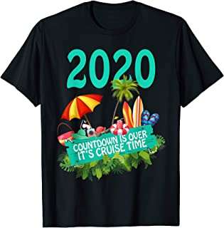 It's cruise time Tropical Family vacation trip 2020 Matching T-Shirt