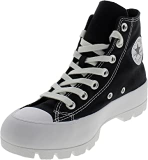 Converse Chuck Taylor All Star Lugged - Hi - Noir/Blanc/Noir Canvas