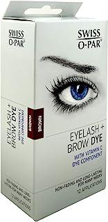 Swiss-O-Par Eyebrow and Eyelash Colour Brown