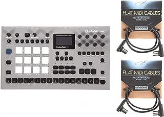 Elektron Analog Rytm MKII 8-Voice Drum Computer Essential Cables Bundle