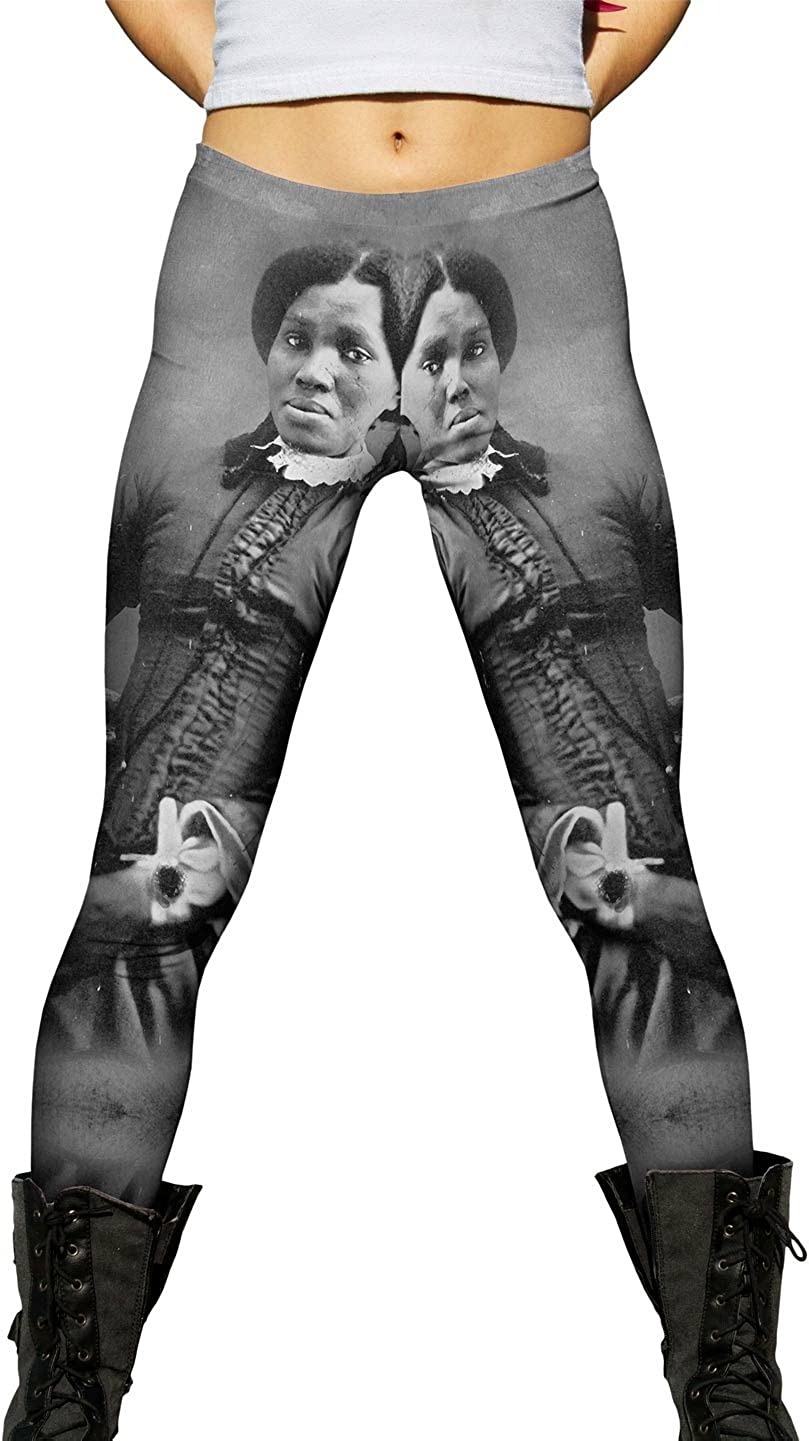 Yizzam- African American Woman- Womens Outlet sale feature Leggings sold out Ladies