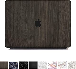 Koru Premium Dark Wood Vinyl Decal Skin Sticker Case Cover for MacBook Pro 15 inch with Touch Bar (2016 & 2017 Release - Model A1707)