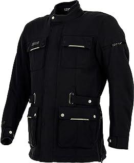 Richa Storm Ladies Textile Motorcycle Jacket Womens Waterproof Black SALE J/&S