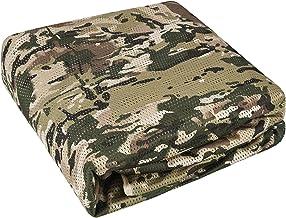 LIXIONG Sunblock Shading Net, Outdoor Camouflage Netting Shade Doek, Lichtgewicht Camping Zonnescherm Luifel voor Tuin Bin...