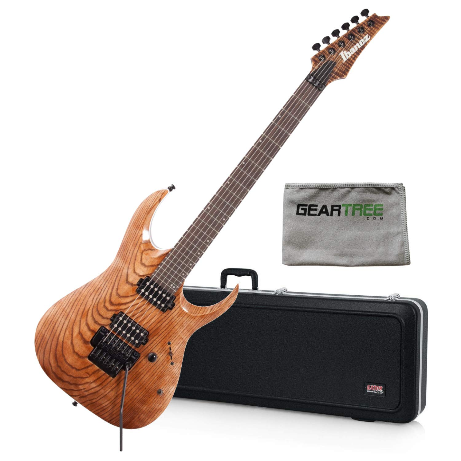 Cheap Ibanez RGA60ALABL RGA Axion Label Electric Guitar - Antique Brown Stained Low Gl Black Friday & Cyber Monday 2019