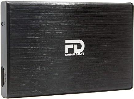 Fantom Drives G-Force3 Mini Portable USB 3.0 1TB 7200rpm Aluminum External Hard Drive (GF3BM1000UP)