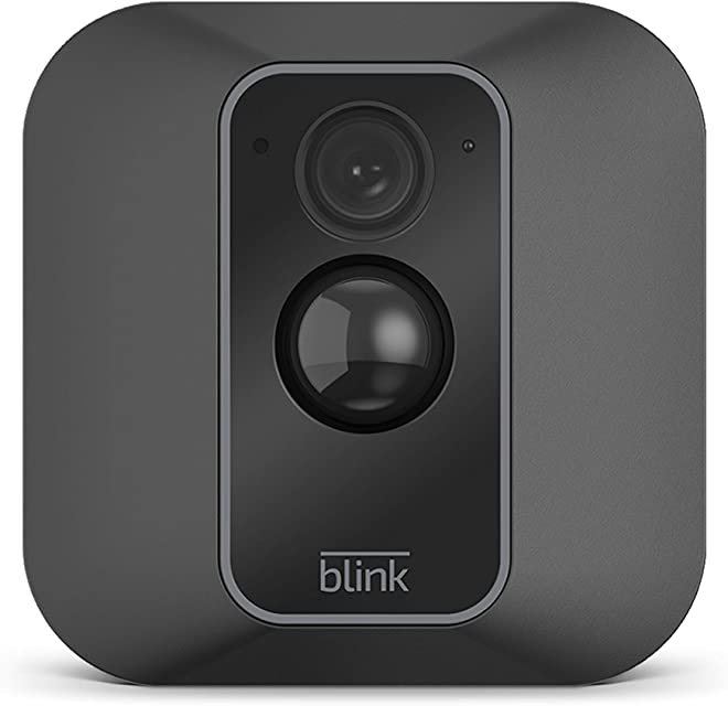 Blink XT2 | Cámara de seguridad inteligente exteriores e interiores almacenamiento en el Cloud audio bidireccional 2 años de autonomía | Cámara adicional para clientes con un sistema Blink