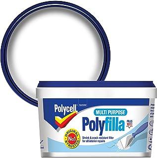 Polycell PLCMPPR600GS Multi Purpose Polyfilla Ready Mixed, 600 g