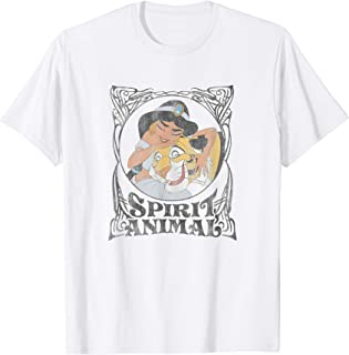 Disney Aladdin Jasmine Spirit Animal T-Shirt