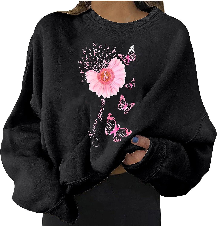 wodceeke Halloween Loose Spice Sweaters, Womens Long Sleeve Vintage Print Sweatshirts Plus Size Casual Blouse Tops for Women