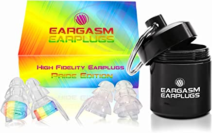 f9f4ef4038f Eargasm High Fidelity Earplugs  Pride Edition - Show Your True Colors with  The World s First