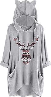 Fudule Women Sweatshirts
