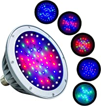 rgb led pool light