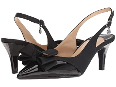 J. Renee Gabino (Black/Black) High Heels