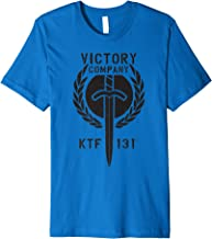 Victory Company KTF Premium T-shirt (dark print)
