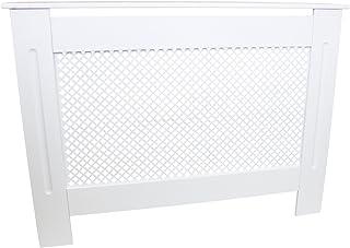 Copritermosifone in Legno MDF M Bianco Dioche Copertura per Radiatore Copri Radiatore Legno per Calorifero